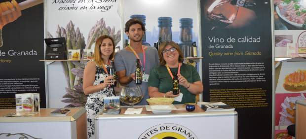 Representación granadina en la feria profesional Andalucía Sabor