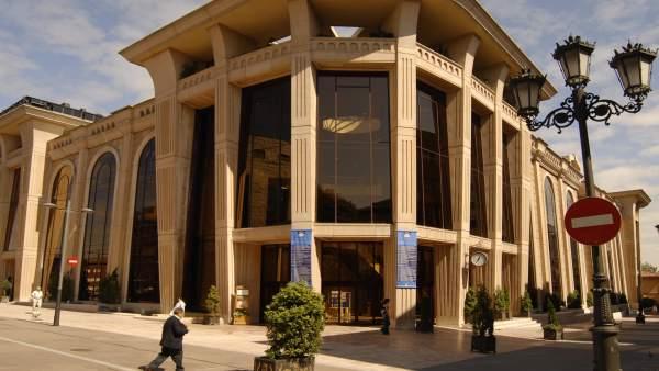 Auditorio Príncipe Felipe en Oviedo (Asturias)