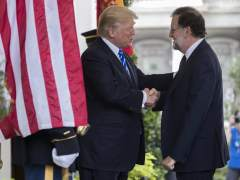 """Trump, sobre el 1-O: """"Cataluña debería quedarse en España, sería una tontería no hacerlo así"""""""