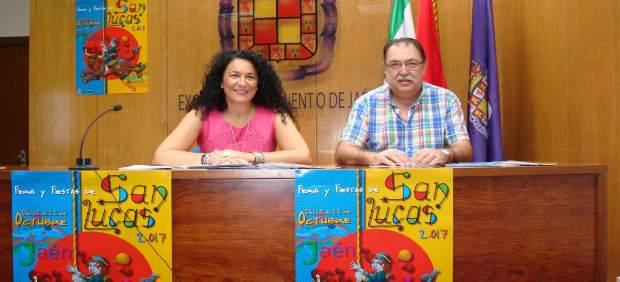 Presentación de la Feria de San Lucas 2017