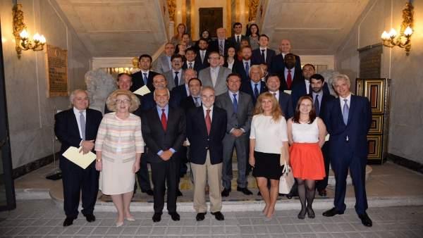 Nota De Prensa Y Foto Alcalde Embajadores