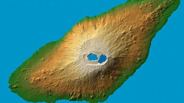 Isla de Ambae