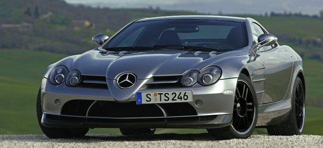 Mercedes-Benz SRL McLaren