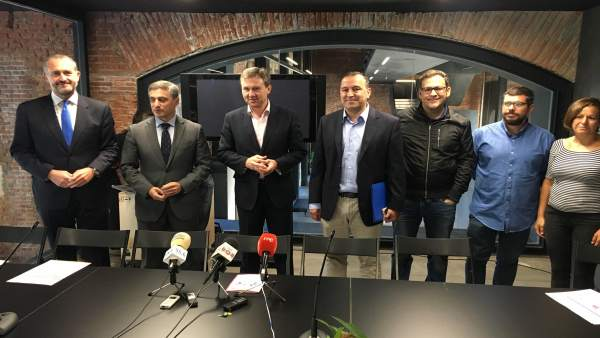 Reunión del Foro de la Cultura de Burgos