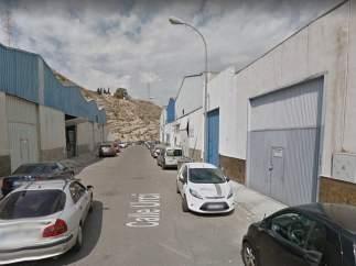 Calle Urci, Huércal
