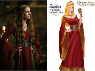 Cersei Lannister (Aurora)