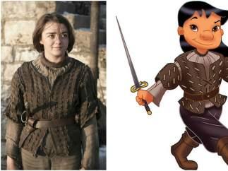 Arya Stark (Lilo)