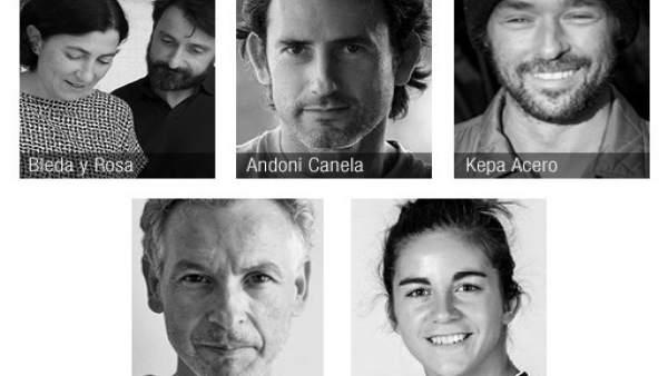 Jurador del I concurso de fotografía Guille Martí Revillo