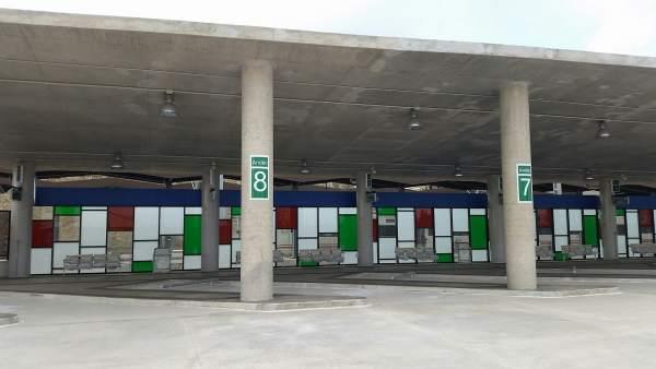 Nueva estación de autobuses de Cádiz