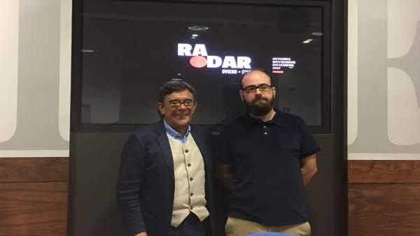 Roberto Sánchez Ramos y Pablo de Maria