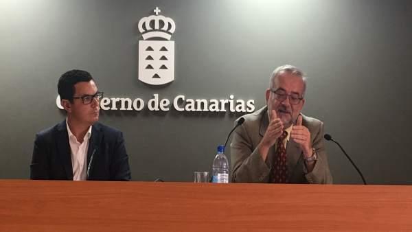 Pablo Rodríguez y Germán Blanco