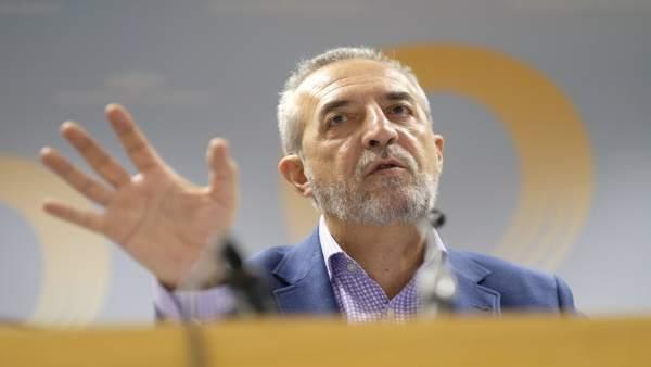 Juan Manuel Flores presenta 'Sevilla Solidaria'
