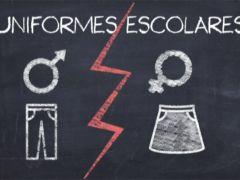Podemos propone en Aragón que las niñas puedan elegir entre falda y pantalón en el uniforme escolar