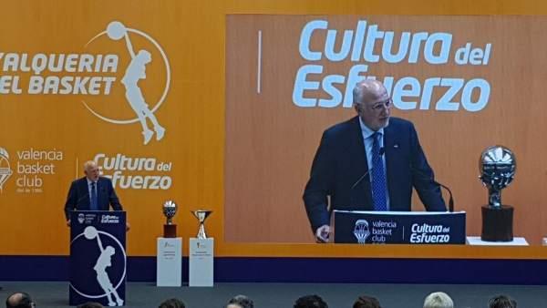 València Basket presenta 'L'Alqueria' del Basket, la seua fàbrica de somiadors
