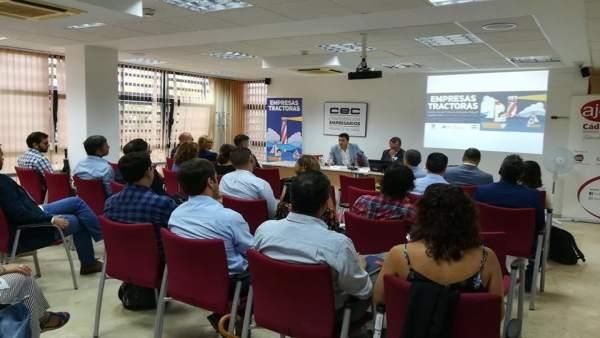 Jornadas de AJE Cádiz