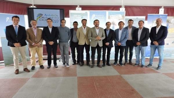 Presentación del Desafío Doñana en Sanlúcar