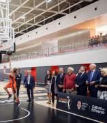 Inauguración de L'Alqueria del Basket