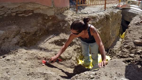 Troben a Morella noves restes que podrien pertànyer a la necròpoli datada entre els anys 945 i 1020