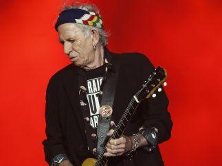 Solo de Keith Richards