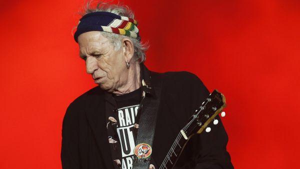 Keith Richards Afirma Que Casi Ha Dejado De Beber