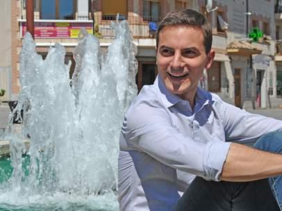 Juan Lobato, alcalde de Soto del Real y candidato a la Secretaría General del PSOE-M.