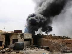 Mueren cuatro hermanos menores de edad por bombardeos en el noreste sirio