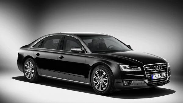 Audi A8 L Security del presidente del Gobierno, Mariano Rajoy