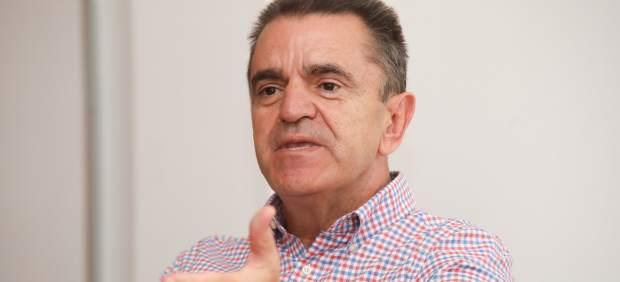 José Manuel Franco, candidato a la Secretaría General del PSOE-M.