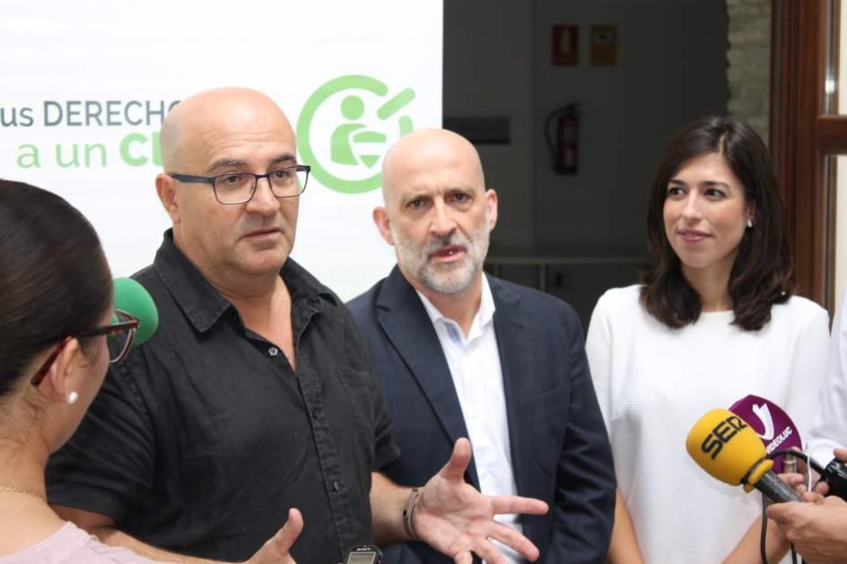 La oficina del defensor del pueblo andaluz se traslada a for Oficina del defensor del pueblo