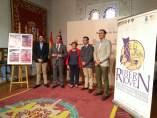 Presentación Fiesta de la Vendimia y Riberjoven de Peñafiel