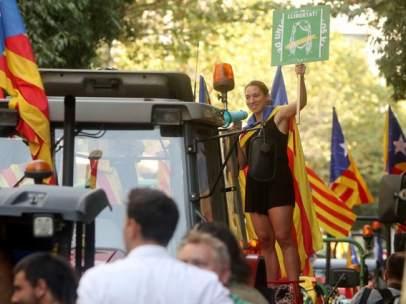 Tractores por la independencia.