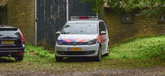Policía holandesa