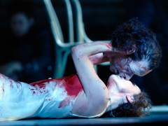 Nadja Michael como Salomé en la Royal Opera House de Londres, 2008