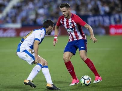 Leganés-Atlético