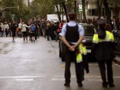 Un informe señala que en 41 centros donde los Mossos dicen que impidieron votar, el Govern recontó más síes que censo