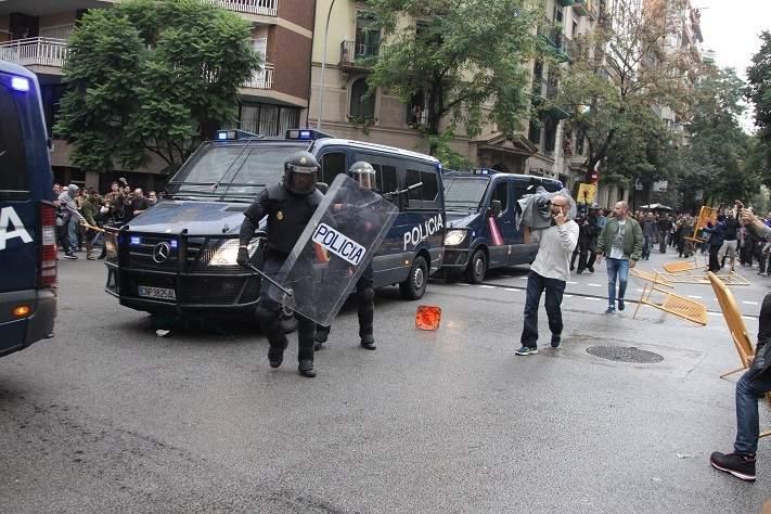 Human Rights Watch denuncia que la Policía hizo un uso