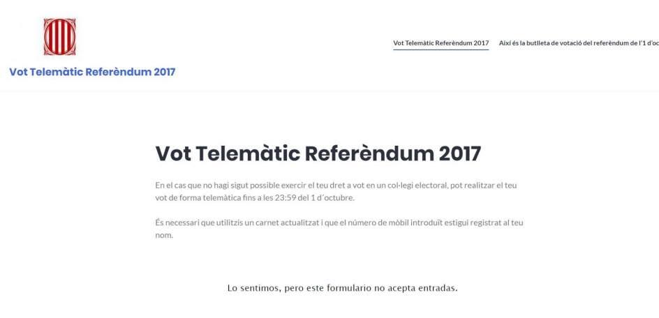 Referéndum de Cataluña 2017  últimas noticias en directo 19382a7bf0f