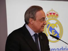 """Florentino Pérez: """"No contemplo ni una España sin Cataluña ni una Liga sin el Barça"""""""