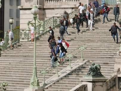 Ataque estación Marsella