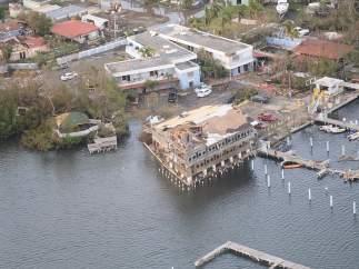 Puerto Rico tras el paso del huracán María
