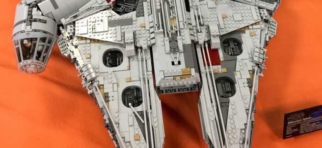 Exposición Lego