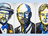 Los tres investigadores ganadores del Nobel de Medicina 2017