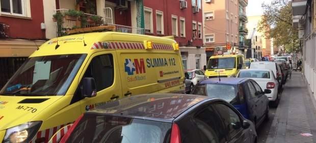 Muere una mujer en Ciudad Lineal