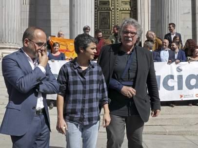 Joan Tardà y Carles Campuzano