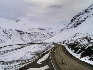 'Easy Rider' en el ártico
