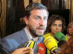 Ciutadans recurrirá ante el Constitucional el voto delegado de Comín