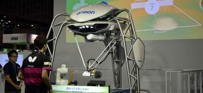 Robot tenista
