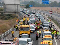 """Los funcionarios catalanes tendrán que recuperar las horas del """"paro de país"""""""