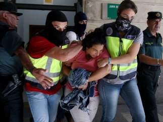 Detenidos tras el triple crimen en Dos Hermanas (Sevilla)