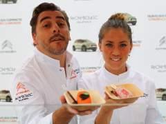 Los helados no son (sólo) para el verano: la lección de Jordi Roca y Alejandra Rivas